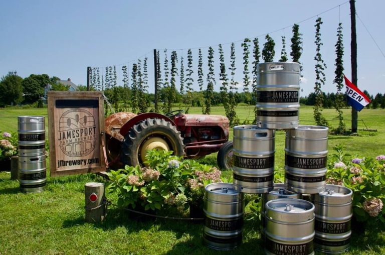 Jamesport Farm Brewery
