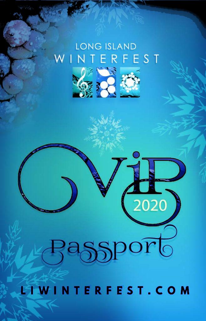 Winterfest VIP Card