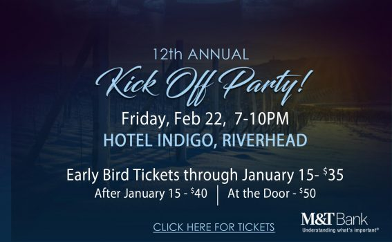 Kick Off Party 2019